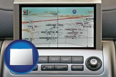 colorado a gps navigation system