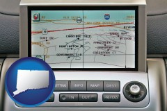 connecticut a gps navigation system
