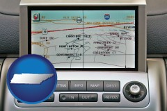 tennessee a gps navigation system