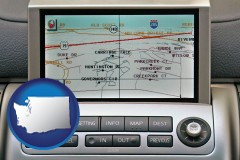 washington a gps navigation system